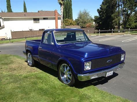 Sell Used 1972 Chevy Truck Stepside **restomod** Just