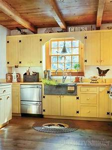 23 best kitchen cabinets painting color ideas and designs With kitchen colors with white cabinets with silver candle holders antique