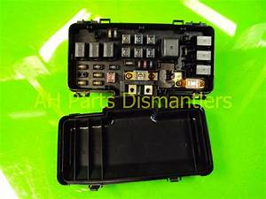 Buy  75 2002 Honda Accord Engine Fuse Relay Box 38250