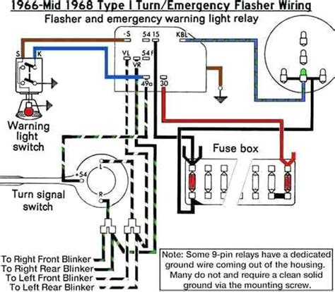 69 Vw Type 3 Fuse Box by 68 Beetle Fuse Box Wiring Diagram
