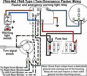 68 Beetle Fuse Box