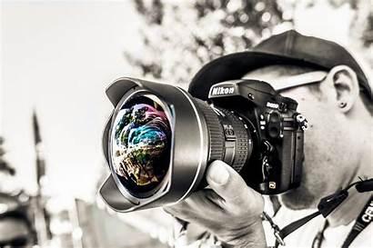 Wallpapers Photographer Nikon Backgrounds Camcorder Lens Photographers