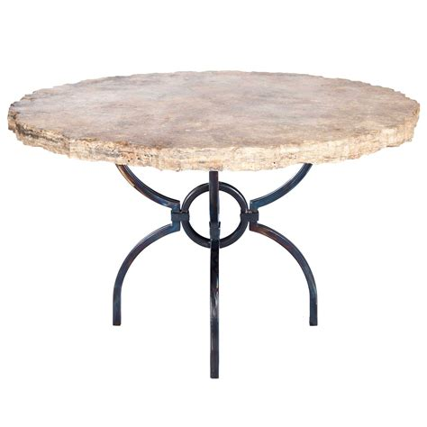 round marble table base logan iron dining table with 48 quot round marble top
