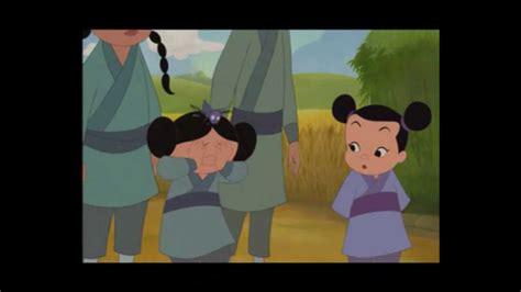 【disney】mulan2 Lesson Number One Cantonese Version 花木蘭2