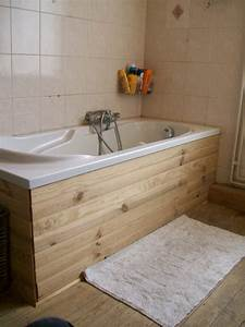 Habillage Baignoire Bois : bain photo 1 2 1141 ~ Premium-room.com Idées de Décoration