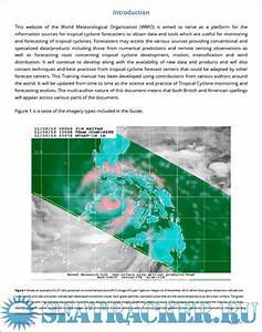 Global Guide To Tropical Cyclone Forecasting