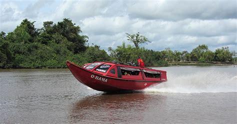 Jet Boat Guyana by Bartica A Yarmouth23 Sailing