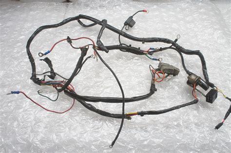 Shovelhead Wiring Harnes by 1974 Harley Glide Fx 1200 Shovelhead Fxe Fxr 1098
