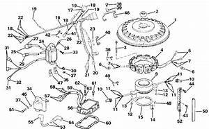 Johnson Ignition System Parts For 1986 150hp J150stlcdc