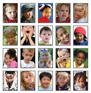 Facial Expressions Flashcards | Speech Therapy | ABA