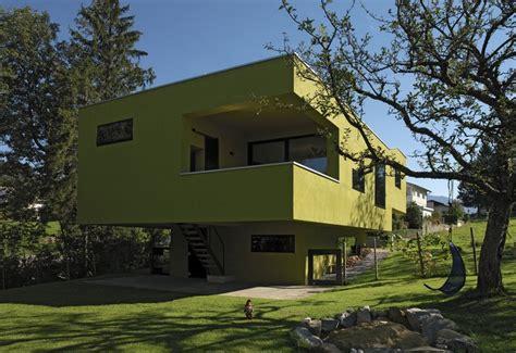 Hein Architekten  Grünes Haus, Feldkirch Bregenz