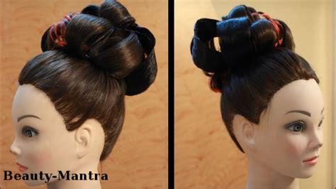 Vintage Victorian Hairstyle For Medium Hair