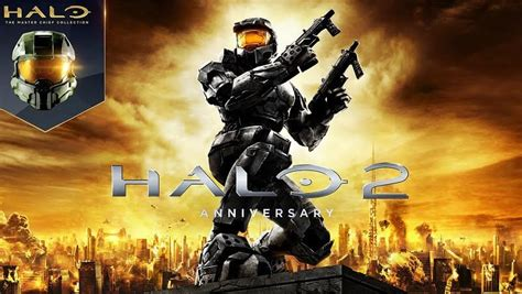 Halo 2 Anniversary Launches Today For Pc With The Master