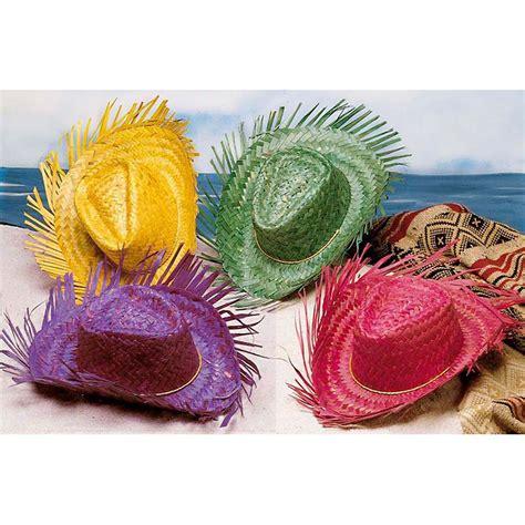 karneval hut befestigen gr 220 ner strohhut karneval strand hawaii karibik s 252 dsee hut kost 252 m deko 2958 ebay
