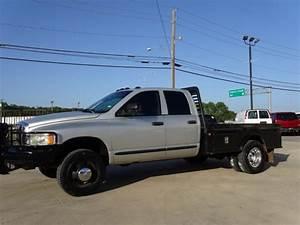 2004 Dodge Ram 3500 Slt 5 9l Diesel 4x4 Manual 6 Speed