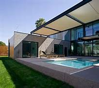Modern Houses With Pool Modern House In Tempe Arizona