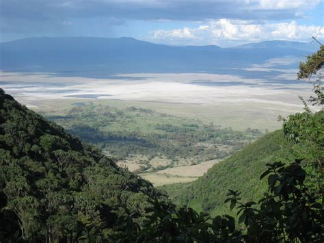 Ngorongoro Crater  Most Famous Places