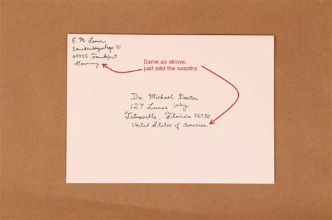 address  envelope    ways jam blog