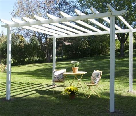 Canvas Drop Cloth Curtains by Make It The Skilsaw Pergola This Weekend Diy Pergola