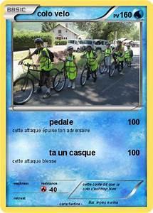 Carte A Pedale : pok mon colo velo pedale ma carte pok mon ~ Melissatoandfro.com Idées de Décoration