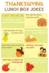 school lunch ideas thanksgiving jokes cutesy crafts