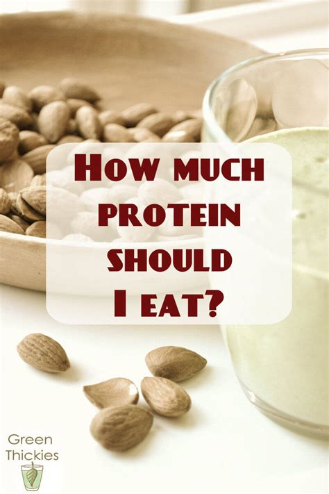 How Much Protein Should I Eat? (and How Do Vegans Get Enough Protein?
