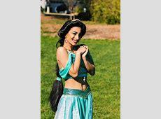 Princess Jasmine costume womens The Design the Stitch