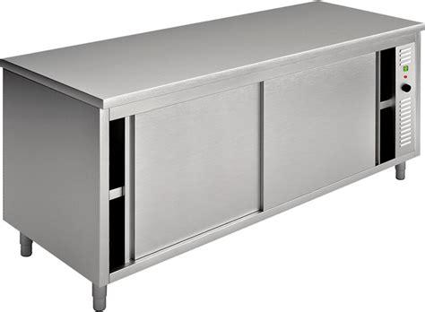 po麝e cuisine professionnelle tavolo armadio caldo 190x70 cm professionale ea19b1e