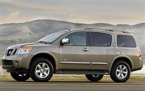 nissan armada  sale pricing features