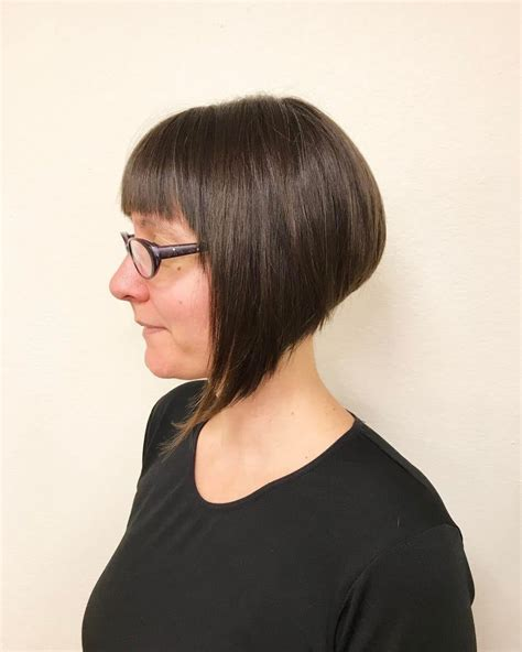 Hairstyles Bobs by 33 A Line Bob Haircuts You Ll Want To Try In 2019