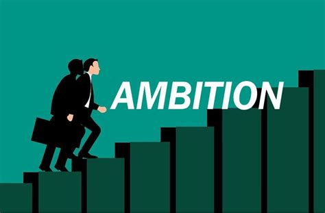 What is ambition? Definition and examples - Market ...