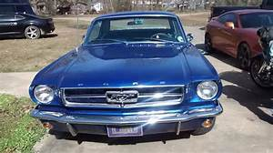 1964 Ford Mustang '64 1/2 - 260 V-8 - GREAT DRIVER QUALITY - Stock # 13289LA for sale near ...