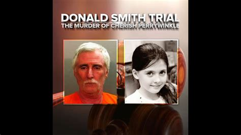 cherish perrywinkle murder donald smith preparing