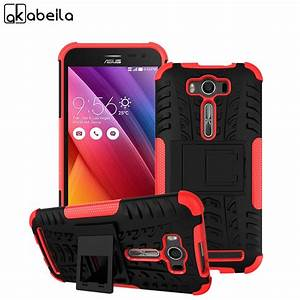 Akabeila Kickstand Phone Case Cover For Asus Zenfone2