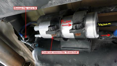 2001 Bmw X5 Fuel Filter by Diy 2006 Bmw X5 3 0i Fuel Filter Xoutpost