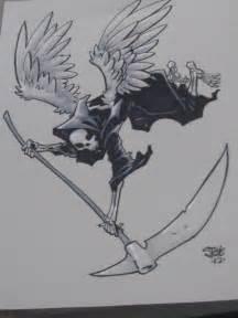 Death Angel Sketch