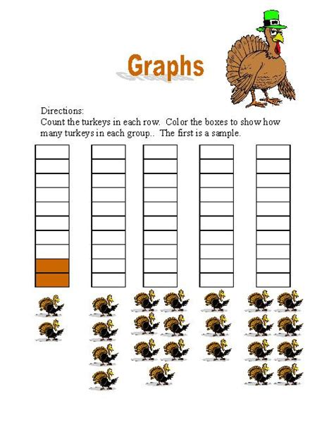 Second Grade Thanksgiving Math Worksheets