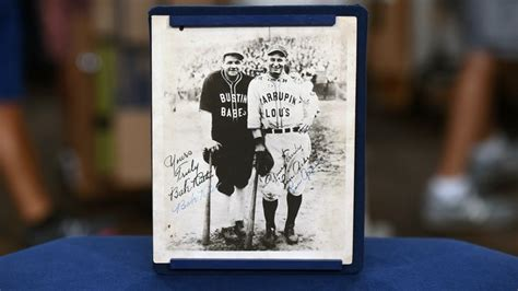 All American Season babe ruth lou gehrig signed  photo antiques 676 x 380 · jpeg