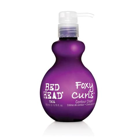 Bed Curls by Tigi Bed Foxy Curls Contour Hair And