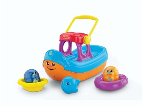 Fisher Price Bath Toy Boat by W9850 Tubtime Tumblin Boat Fisher Price From Mattel At The