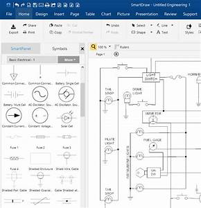Schematic Diagram Maker