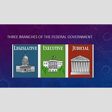 Legislative, Executive, Judicial The Three Branches Of The Federal Government  Guier Law