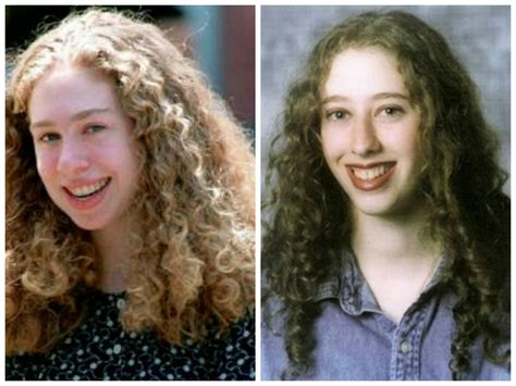 Chelsea Clinton On The Left, Rebecca Hubbell, Daughter Of