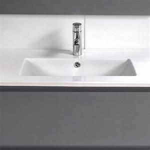 Meuble Salle De Bain Peu Profond : meuble salle de bain 60 cm faible profondeur plan ~ Edinachiropracticcenter.com Idées de Décoration