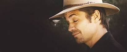 Olyphant Timothy Justified Gifs Wired Raylan Givens