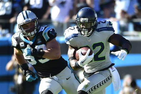 seattle seahawks  carolina panthers game time tv
