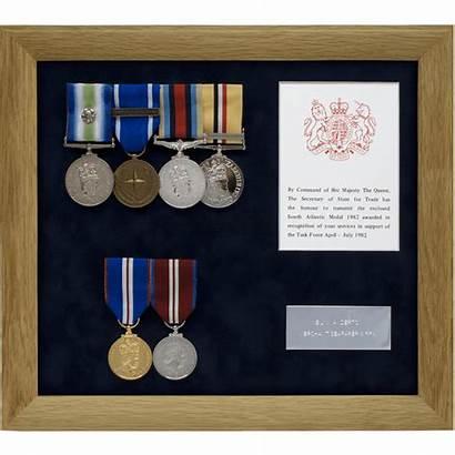 Medal Frame Bespoke Frames Anderton