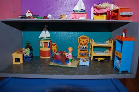 fabriquer une maison pour les playmobil 29 novembre