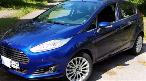 ford fiesta  ecoboost review full