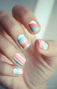 Lush fab glam azine style me pretty fabulous summer nail art designs